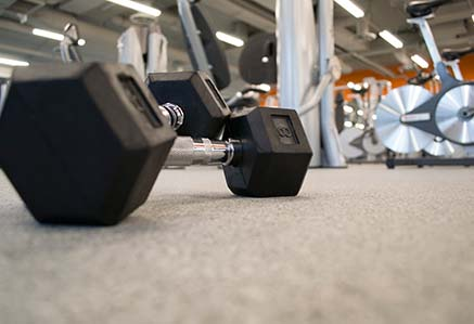 Used Gym Flooring