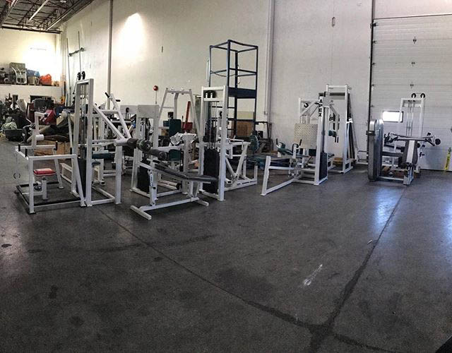 Used Apex Strength Machines - Fit On Sale