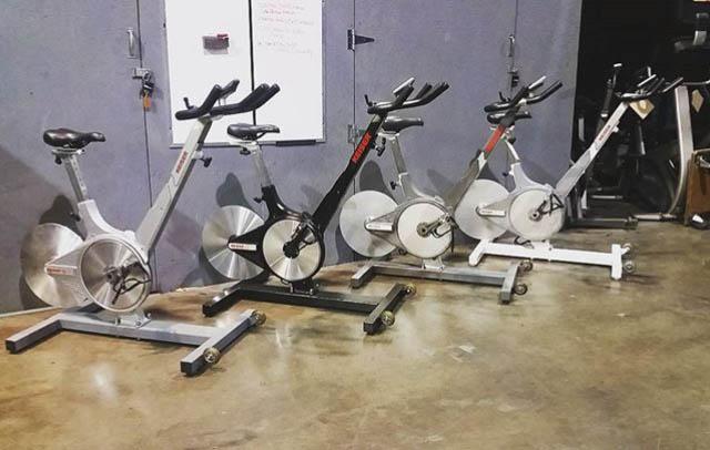 Used Spin Bikes - Keiser M3 Spin Bikes