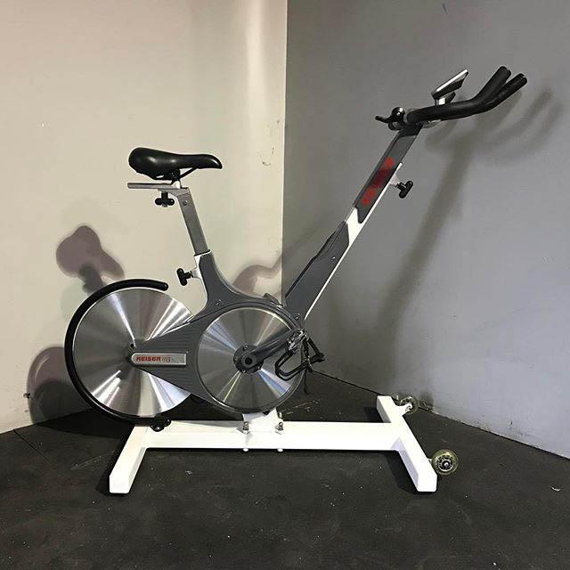 Used Spin Bikes - Keiser M3 Spin Bike