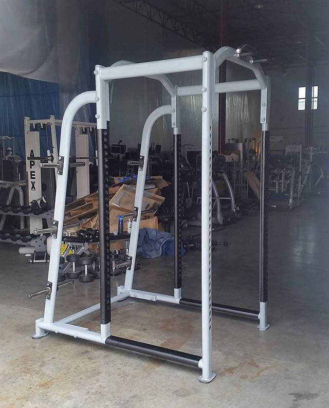 Used Free Weigths - Squat Rack - Fit On Sale