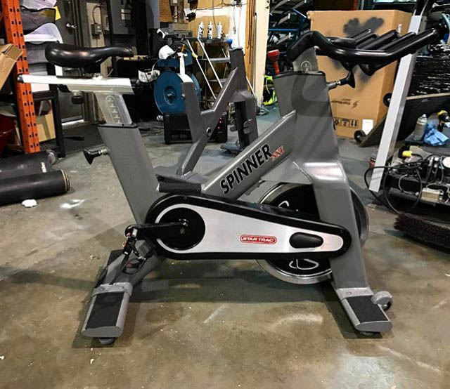 Used Spin Bikes - Star Trac NXT Spin Bikes