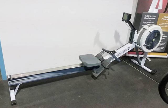 Used Rowing Machine - Fit On sale