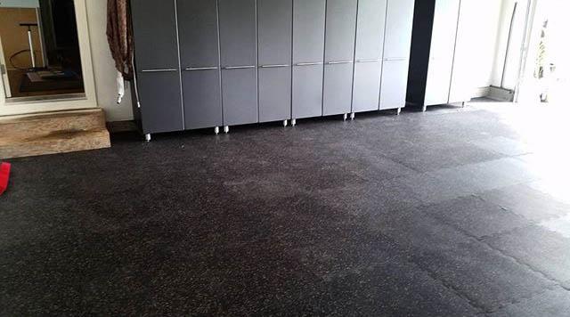 Gym Flooring - Home Gym Flooring Installation