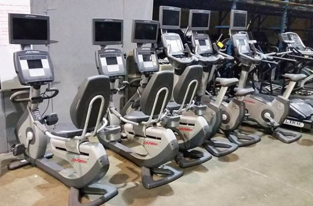 Used Treadmill Elliptical Spin Bikes Ladner - Fit On Sale