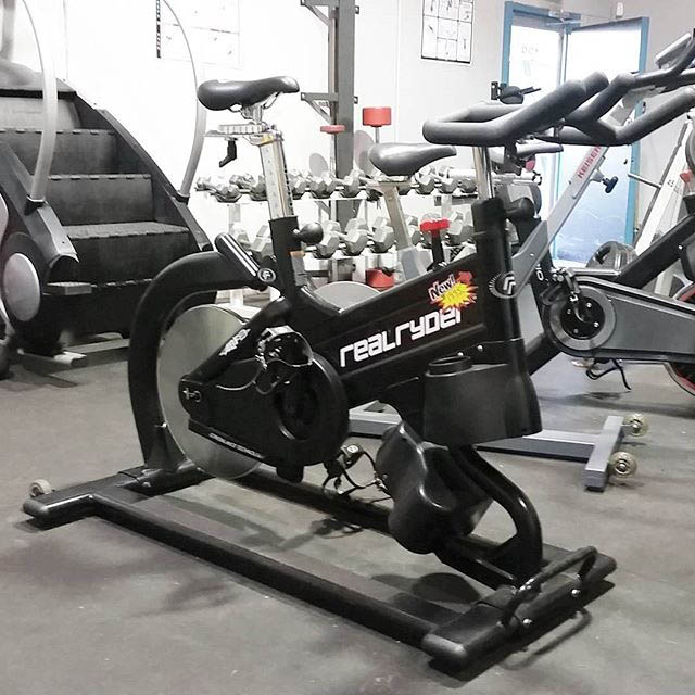 Vancouver Used Spin Bikes Refurbished Fit On Sale